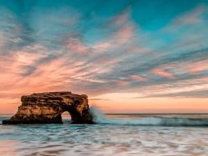 Natural Bridges State Beach Santa Cruz | Pacific Coast Highway Travel Guide