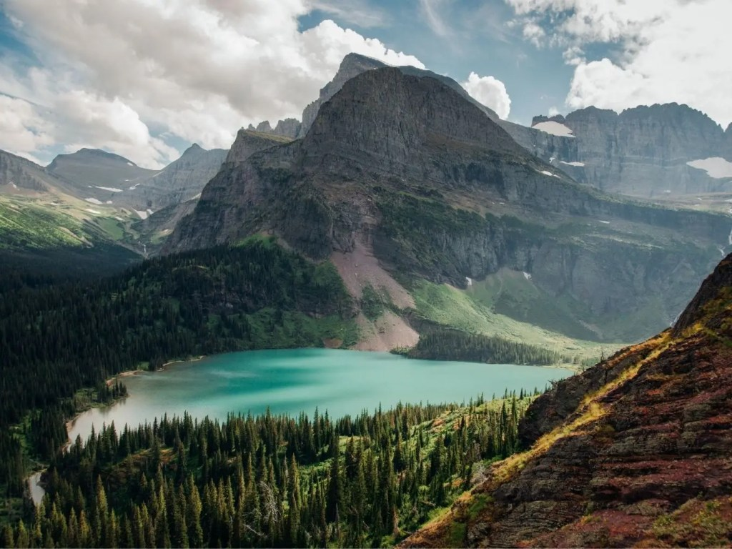 Glacier National Park Trip Itinerary