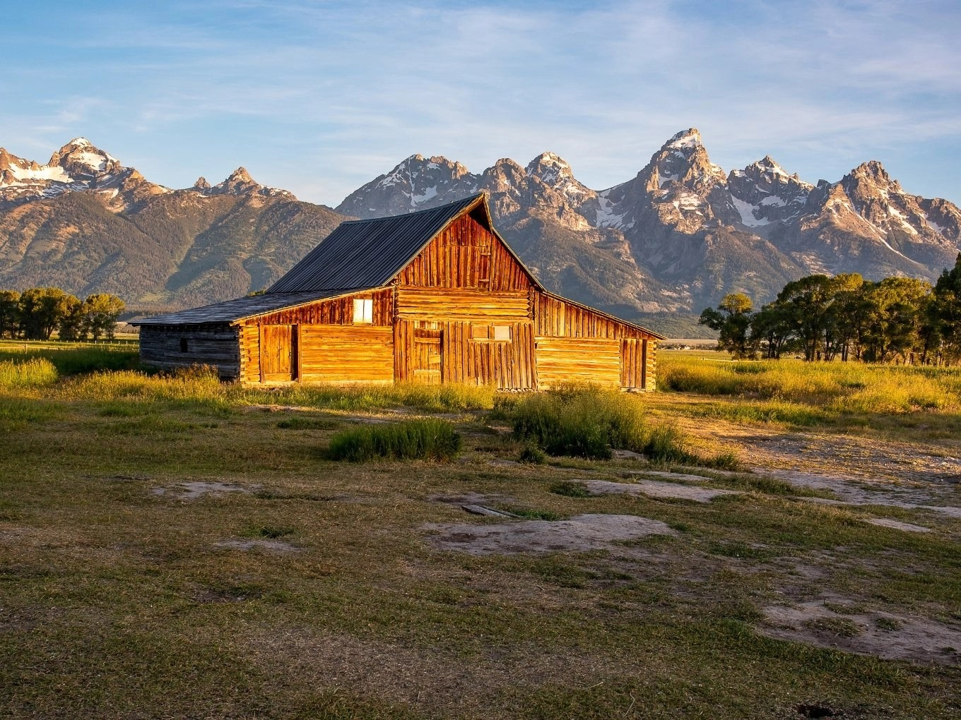 Grand Teton National Park Suggested Itineraries Hotels Restaurants