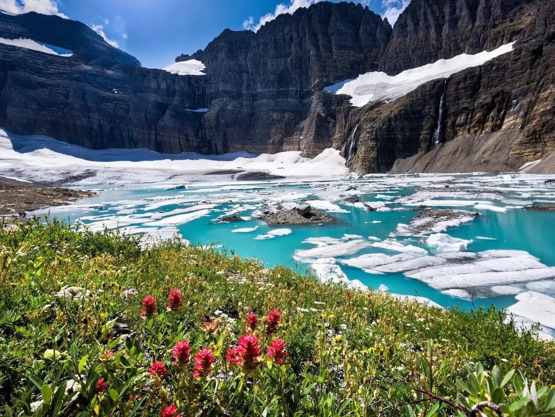Grinnell Glacier Overlook | Highline Trail