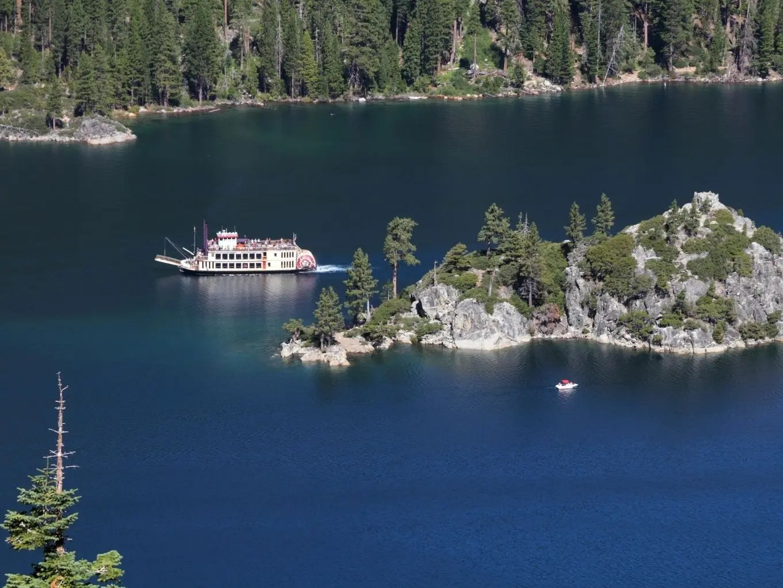 Lake Tahoe Scenic Boat Cruise