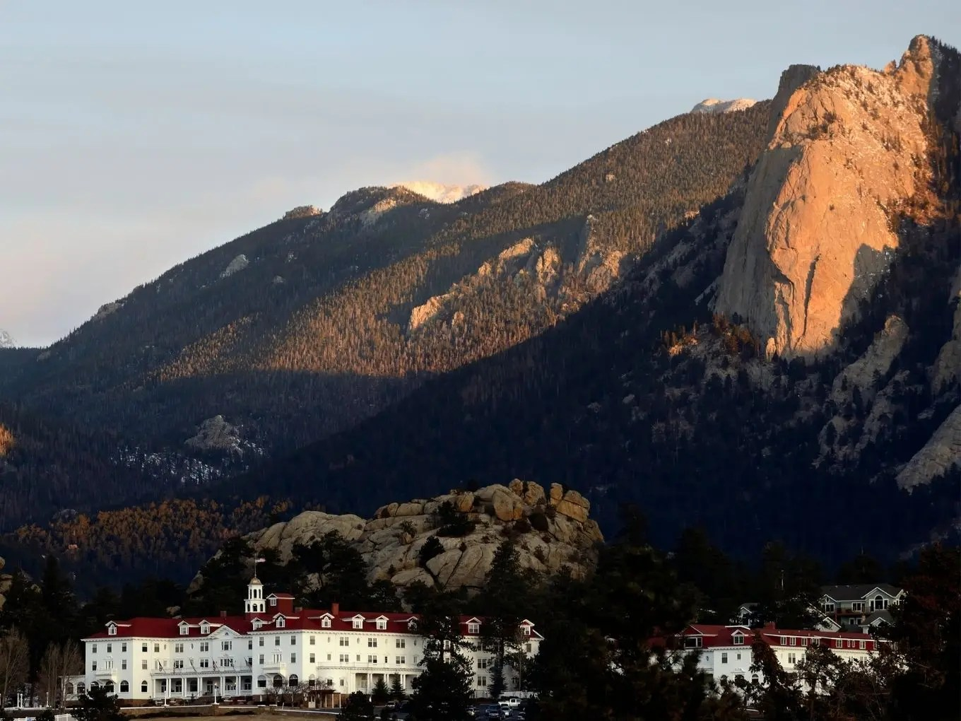 Lodging & Dining In Rocky Mountain National Park