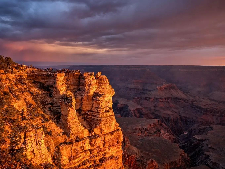 Mather Point | Grand Canyon South Rim