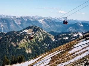 Mount Rainier Gondola Rides