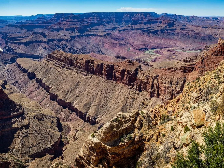 Navajo Point Grand Canyon South Rim