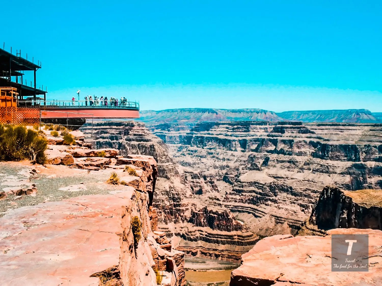 Grand Canyon Sky Walk | Grand Canyon National Park - West Rim Travel Guide