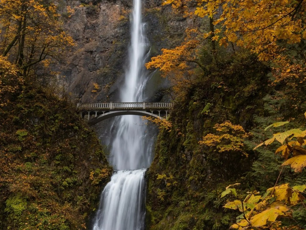 The Ultimate Guide To Multnomah Falls