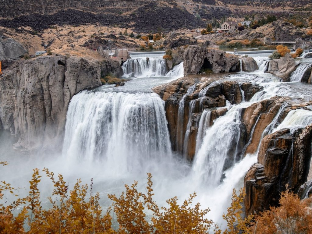 The Ultimate Guide To Shoshone Falls