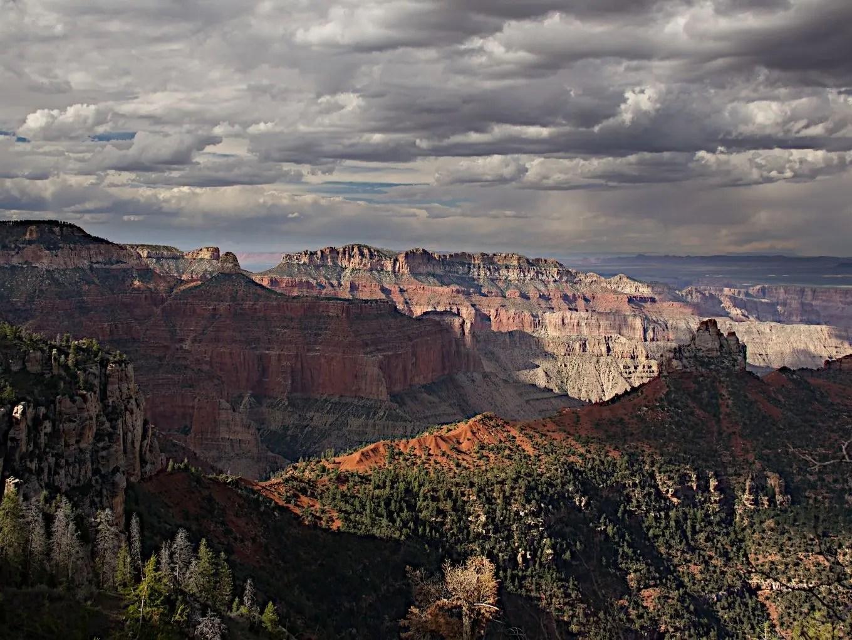 Vista Encantada | Grand Canyon North Rim