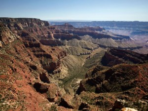 Walhalla Overlook Grand Canyon North Rim