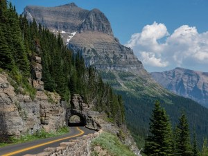 West Tunnel | Going-to-the-Sun Road