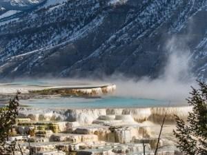 Yellowstone Geyser Basins & Vista Points