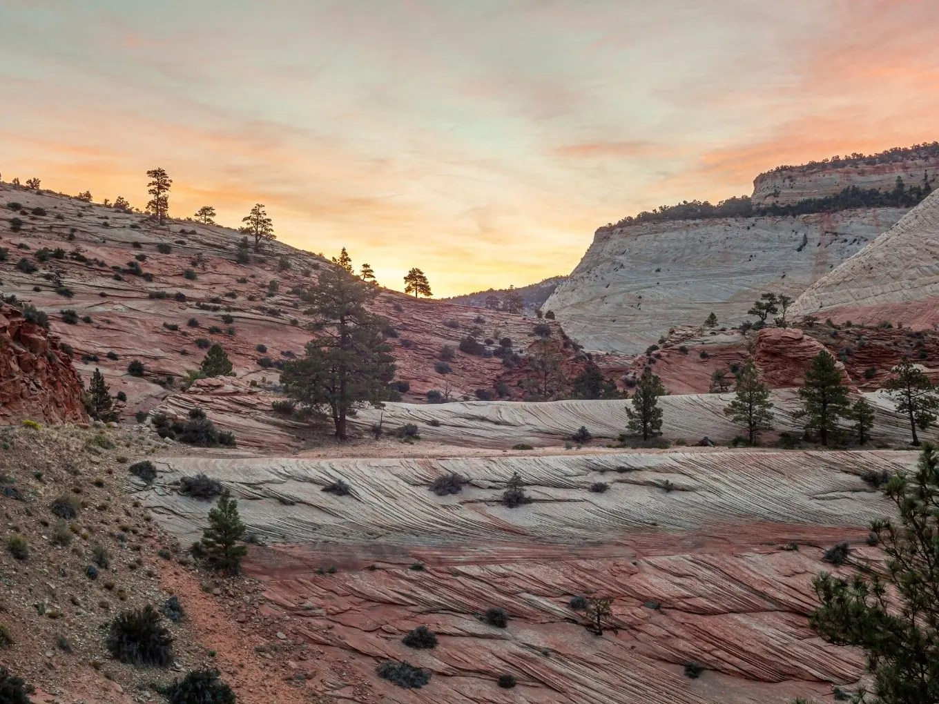 Zion National Park Suggested Itineraries, Hotels & Restaurants