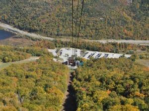 Cannon Mountain Aerial Tramway Franconia Notch State Park