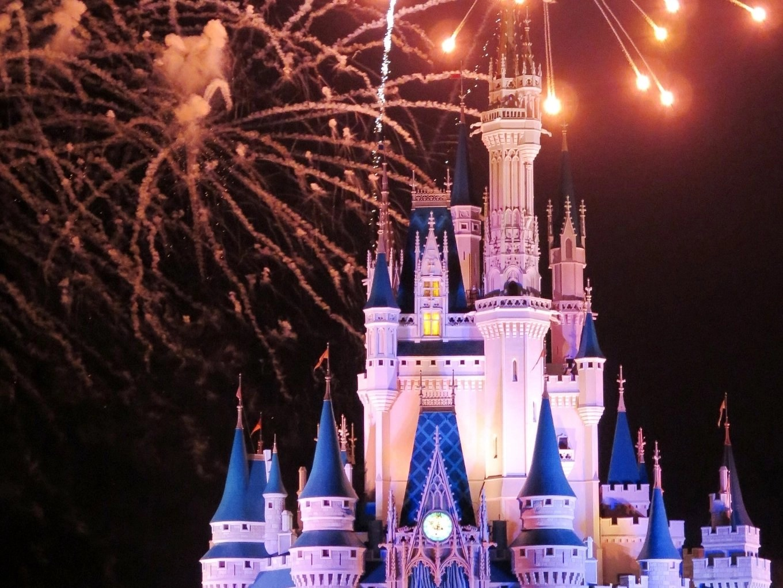 Disneys Magic Kingdom Park Orlando