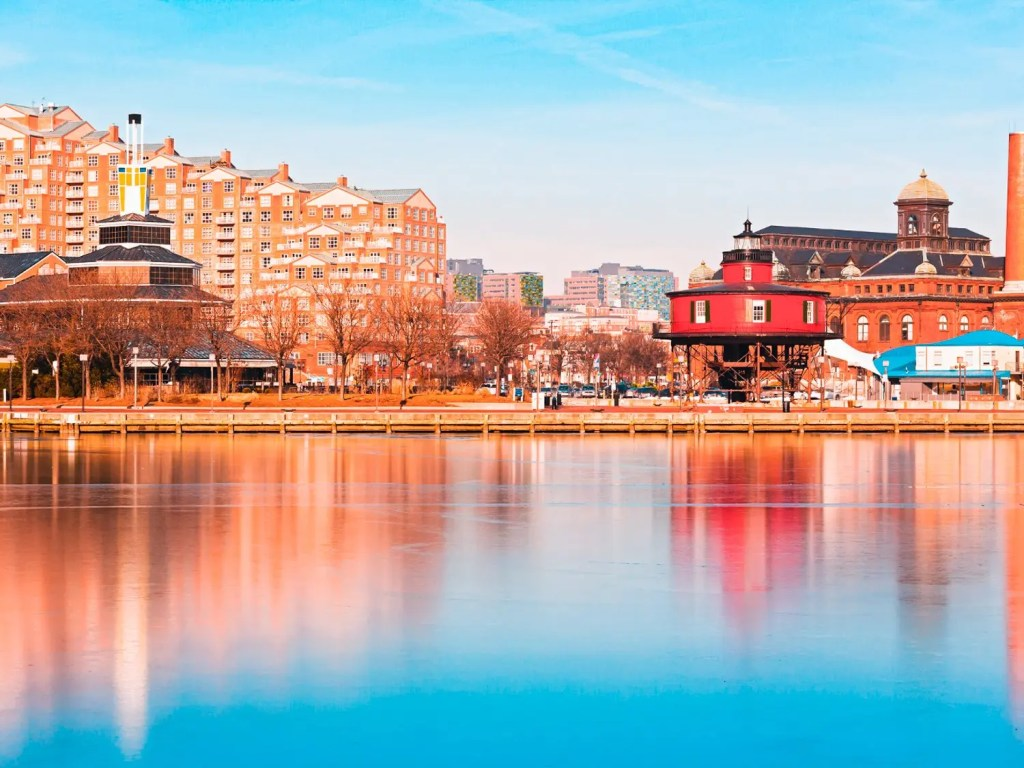 Inner Harbor | Maryland Travel Guide