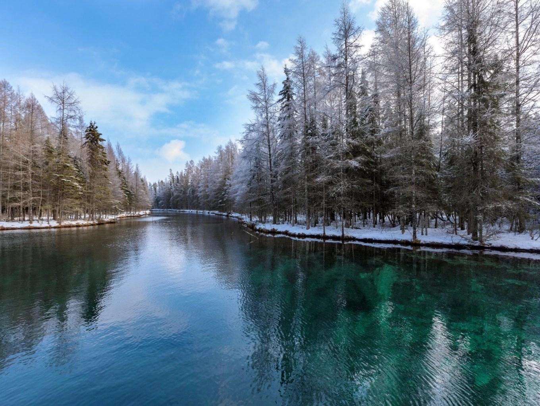 Kitch-iti-kipi   Upper Peninsula of Michigan