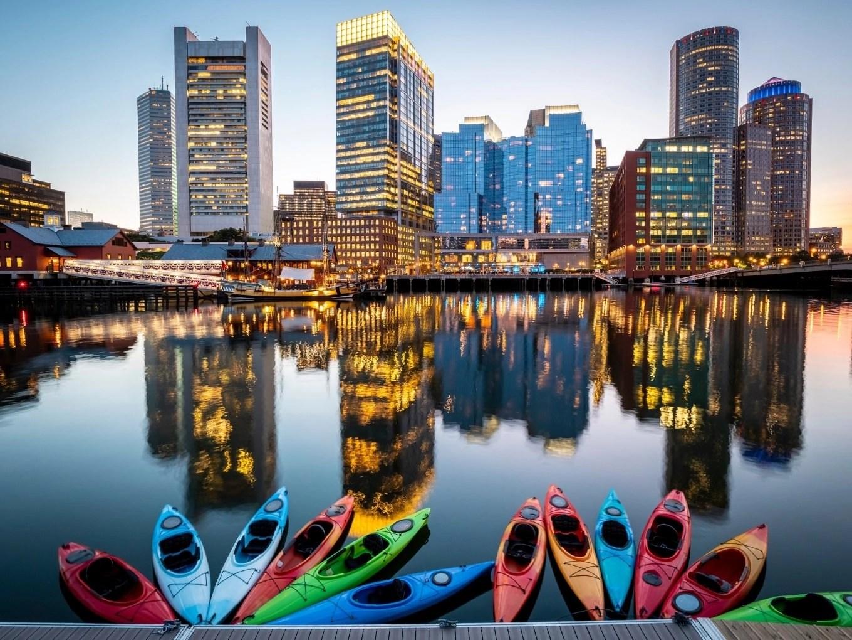 Lodging & Dining In Boston