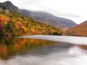 Lonesome Lake Franconia Notch State Park