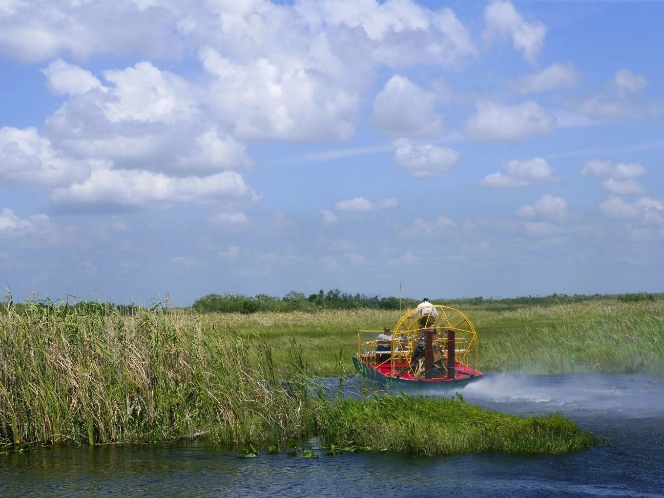 Northern Section - Shark Valley | Everglades National Park
