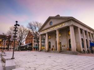 Quincy Market | Boston