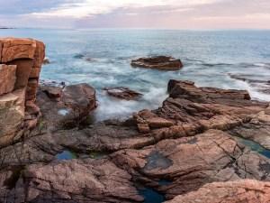 Schoodic Point | Acadia National Park
