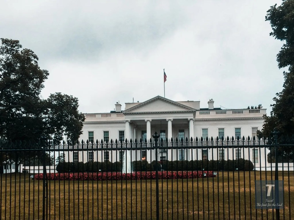 White House | Washington DC Travel Guide