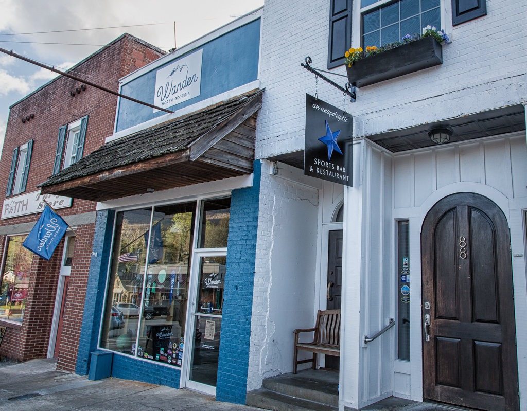 Rafting Chattooga River: Wander North Georgia Store in Clayton