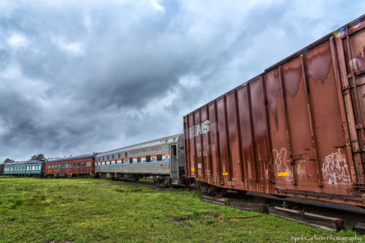 Touring Southeastern Railway Museum: Railroad Cars