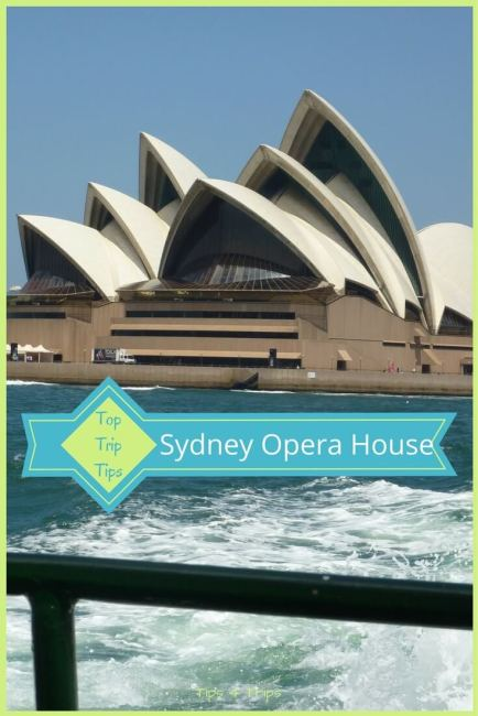 Travel tips for planning a visit to Sydney Opera House