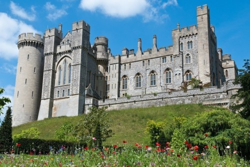 Arundel Castle Sussex