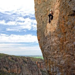 Top Rock Climbing Sites In Australia