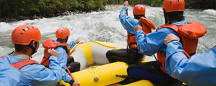 Ganges River Rafting 4