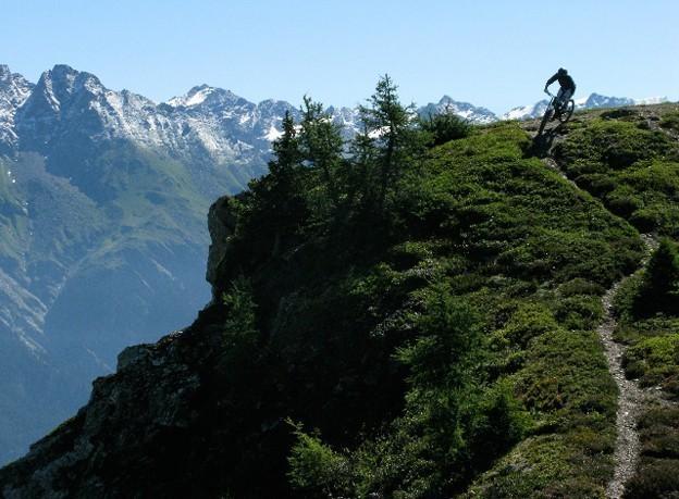 mountain biking switzerland 2