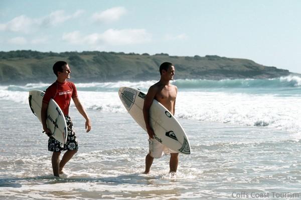 Coffs Harbour Surfing