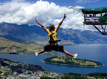 bungee jumping queenstown 2