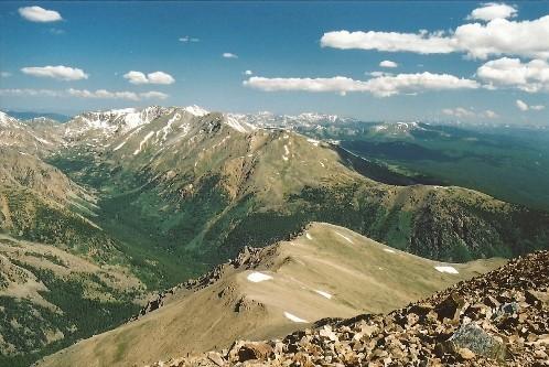 mount elbert hiking 2