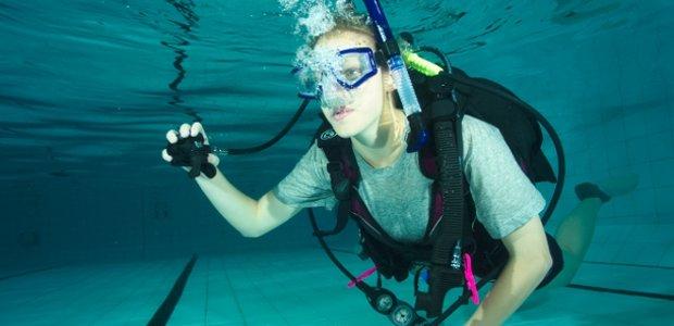 scuba diving london