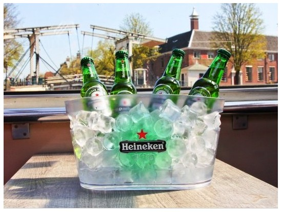 Amsterdam Evening Beer Cruise