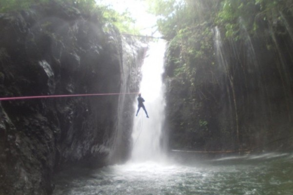 Canyoning In Bali 3