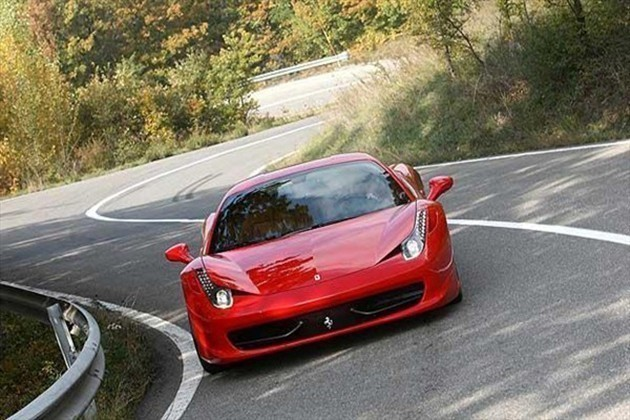 Monza Sports Car Driving Experience