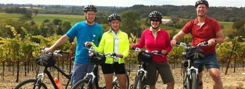 Sonoma County Brewery Bike Tour