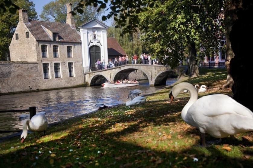 Historical Tour In Bruges