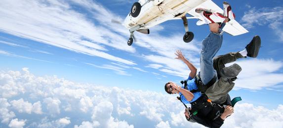 Highest Tandem Skydive – Orlando