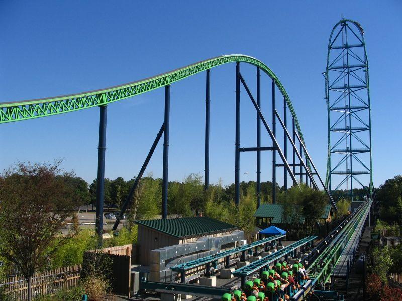 Kingda Ka – Six Flags Great Adventure – Jackson, N.J.