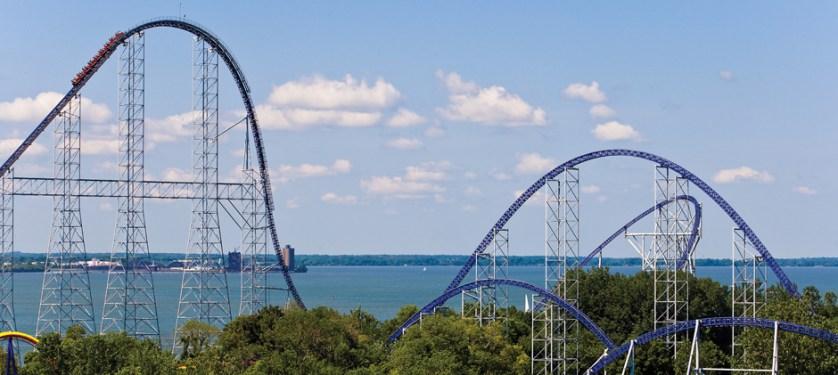 Millennium Force – Cedar Point – Sandusky, Ohio