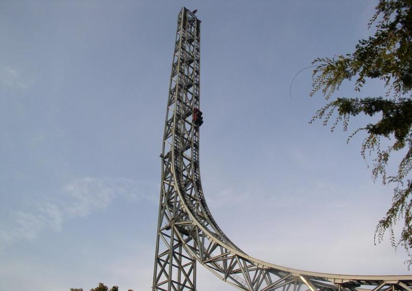 Six Flags Magic Mountain, California -Superman The Escape tourism destinations