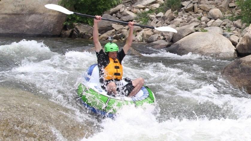 Pasadena Paddle Tubing – Kern River
