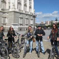 Biking Tours In Madrid