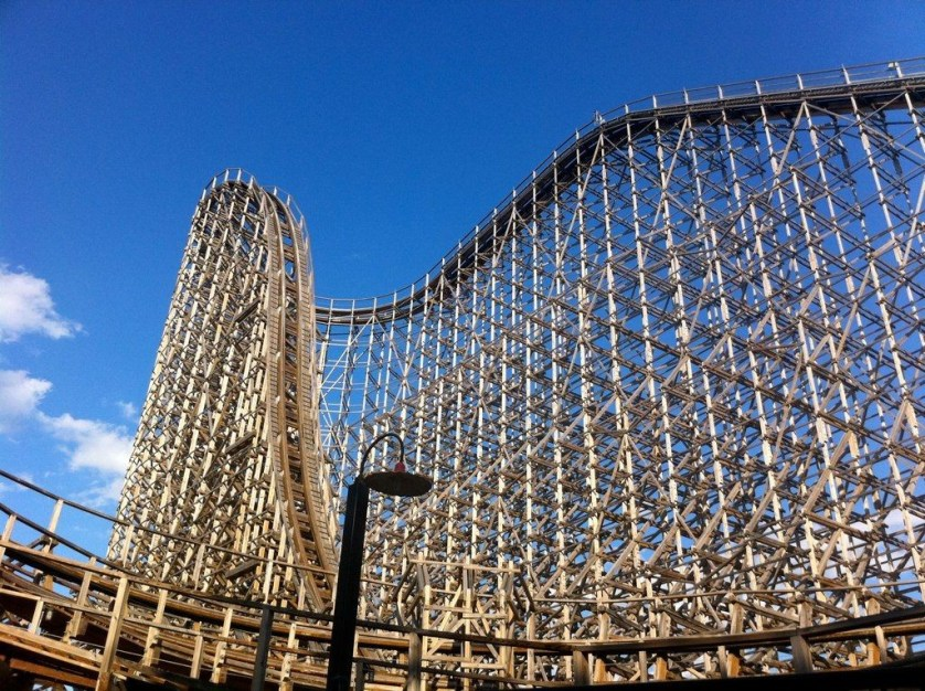 El Toro – Six Flags Great Adventure – New Jersey